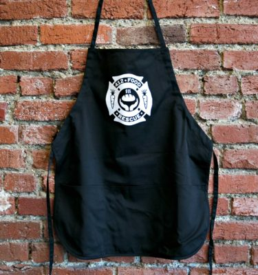 412 Food Rescue apron